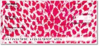 Click on Neon Leopard Personal Checks For More Details