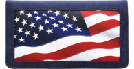 Click on Stars & Stripes Checkbook Cover For More Details