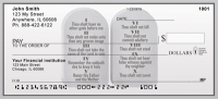 Click on The Ten Commandments Checks For More Details
