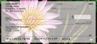 Click on Divine Lotus Flowers Personal Checks For More Details