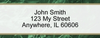 Click on Green Marble Rectangle Address Label For More Details