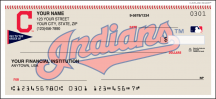 Click on Cleveland Indians Sports - 1 Box Personal Checks For More Details