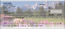 Click on Nature's Majesty Side Tear - 1 Box Personal Checks For More Details