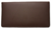Click on Brown Side Tear Leather Cover For More Details