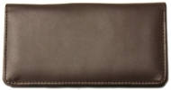 Click on Dark Brown Smooth Leather Cover For More Details