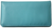 Click on Teal Smooth Leather Cover For More Details