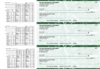 Click on Green Marble Payroll Business Checks For More Details