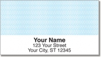 Click on Classic Blue Address Labels For More Details