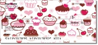 Click on Cupcake Shoppe Personal Checks For More Details