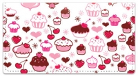 Click on Cupcake Shoppe Checkbook Cover For More Details