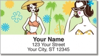 Click on Palm Springs Mod Address Labels For More Details