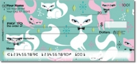 Click on Swanky Kitten Personal Checks For More Details