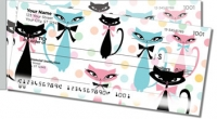 Click on Kitty Galore Side Tear Personal Checks For More Details