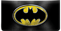 Click on Batman Checkbook Cover For More Details