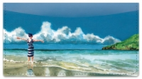 Click on Meyer Beach Scene Checkbook Cover For More Details