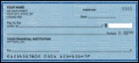 Click on Basic Blue - 1 box Personal Checks For More Details