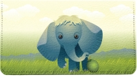 Click on Baby Animals Elephant Leather Cover For More Details