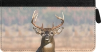 Click on Big Horned Buck Zippered Checkbook Cover For More Details