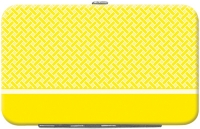 Click on Yellow Safety Debit Mini Clutch For More Details