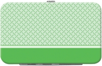 Click on Green Safety Debit Mini Clutch For More Details