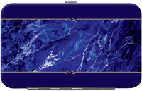 Click on Blue Marble Debit Mini Clutch For More Details