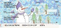 Click on Winter Wonderland by Amy S. Petrik Personal Checks For More Details