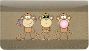 Click on Monkeys Leather Cover For More Details