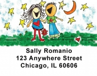 Click on Love Address Labels by Amy S. Petrik For More Details