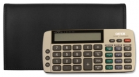 Click on Black Bi-fold Calculator Cover For More Details