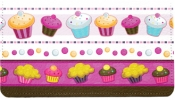 Click on Colorful Cupcakes Leather Cover For More Details