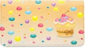 Click on Cupcakes Leather Cover For More Details