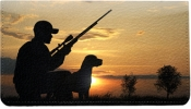 Click on Duck Hunting Leather Cover For More Details