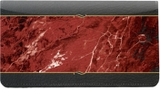 Click on Burgundy Marble Leather Cover For More Details