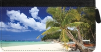 Click on Beachfront Views Zippered Checkbook Cover For More Details