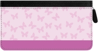 Click on Butterfly Zippered Checkbook Cover For More Details