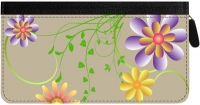 Click on Garden Fresh Zippered Checkbook Cover For More Details