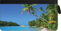Click on Island Paradise Zippered Checkbook Cover For More Details