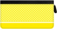 Click on Yellow Safety Zippered Checkbook Cover For More Details