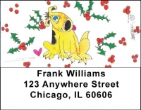 Click on Mister Dudley Address Labels by Amy S. Petrik For More Details
