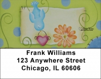 Click on Color Me Happy Address Labels For More Details