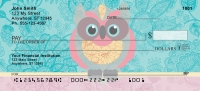 Click on Owls With Style  Personal Checks For More Details