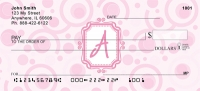Click on Bubbly Monogram A Personal Checks For More Details