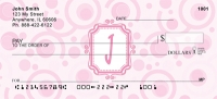 Click on Bubbly Monogram I Checks For More Details
