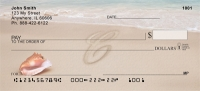 Click on Sand Written Monogram C Personal Checks For More Details
