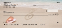 Click on Sand Written Monogram E Personal Checks For More Details