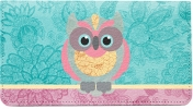 Click on Owls With Style Leather Cover For More Details