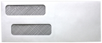 Click on Double Window Envelopes For More Details