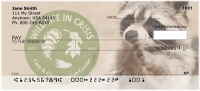 Click on Wildlife In Crisis Personal Checks For More Details