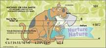 Click on Celebrate Earth Cartoon - 1 Box Personal Checks For More Details