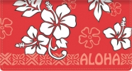 Click on Aloha Leather Side Tear Style Checkbook Cover For More Details